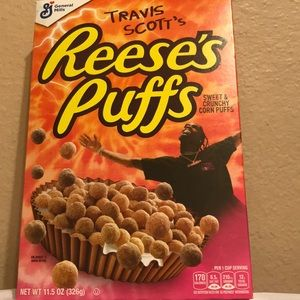 Other - Travis Scott's cereal